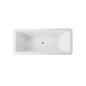 Milano Built In Bath - 1500mm