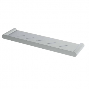 Cromo Double Towel Rail 800