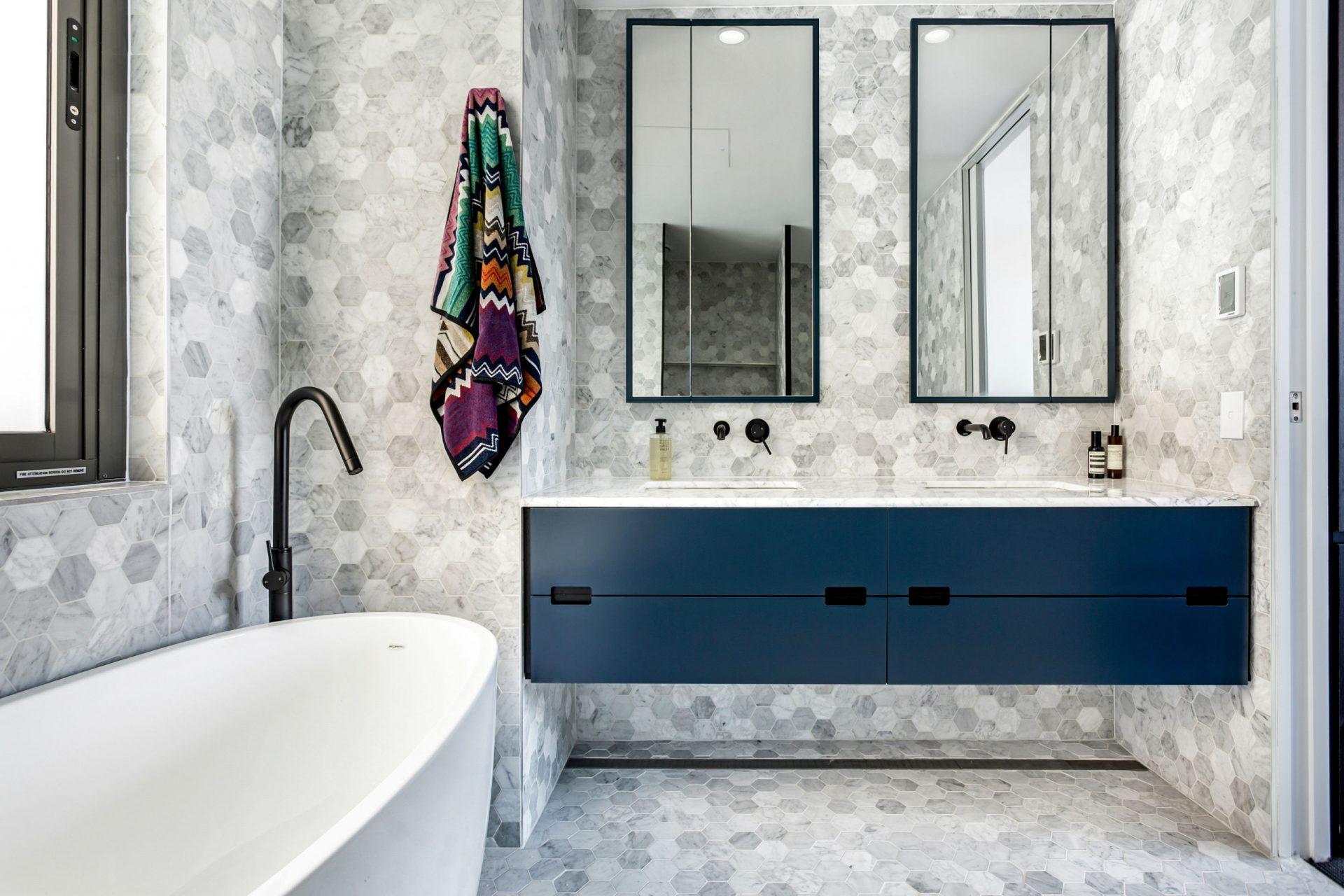 Carrera By Design Bathroom