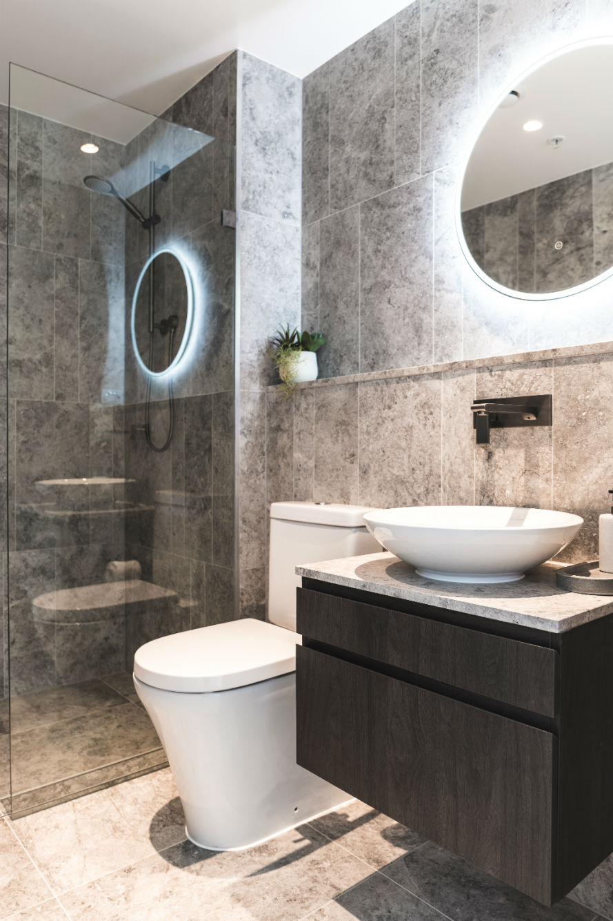 Carrera By Design Bathroom