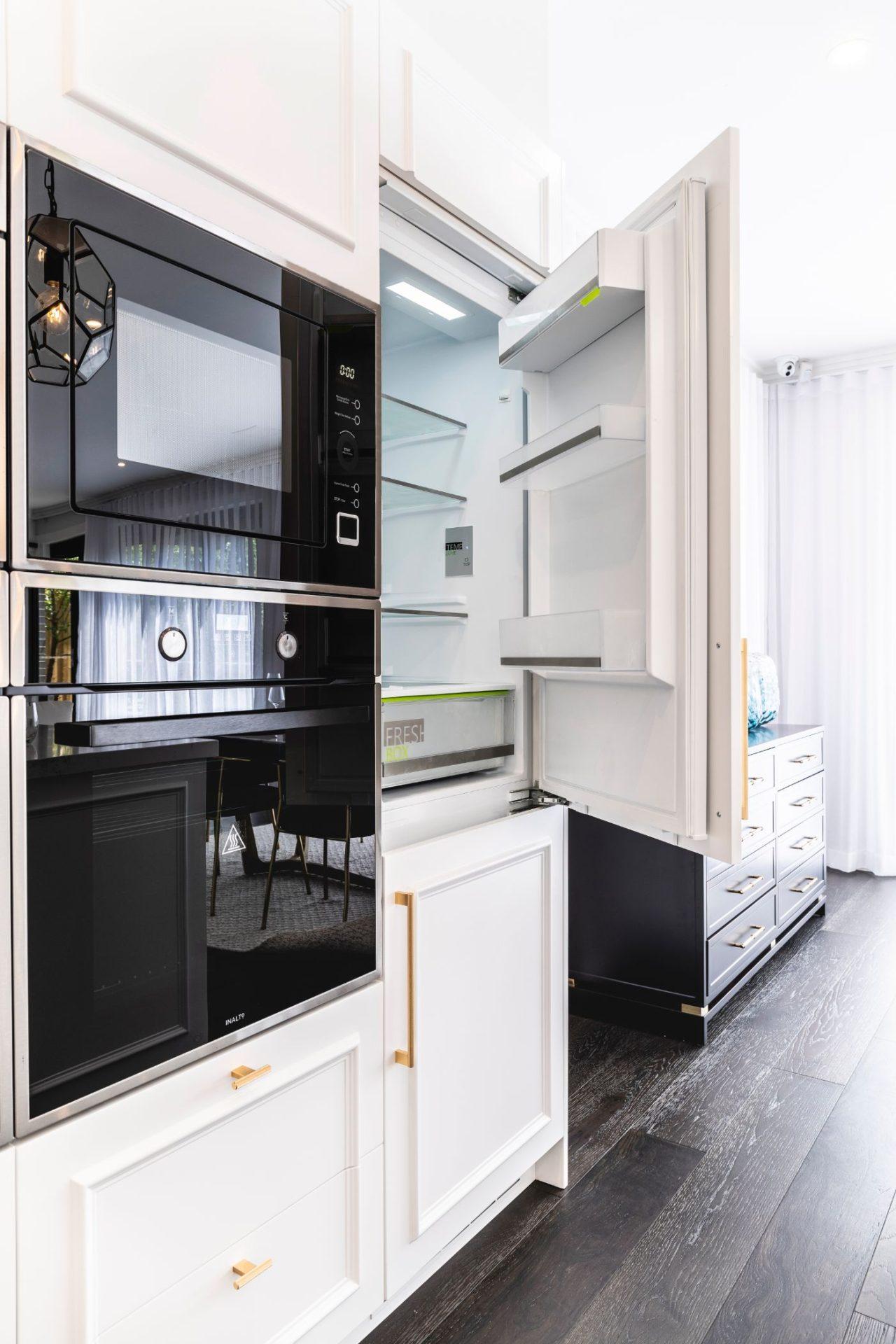 Carrera Box Hill ZAC Homes Chara Kitchen