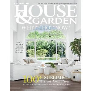 House Garden May 2021 cover