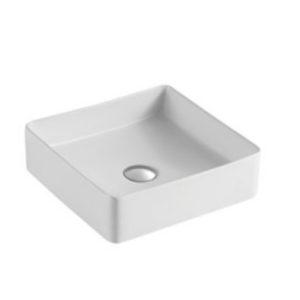 Mykonos Above Counter Basin - White