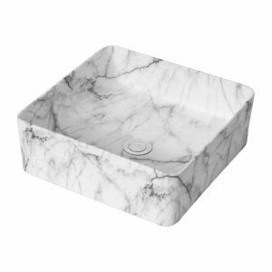 Mykonos Above Counter Basin_Carrara